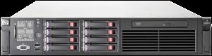 Hewlett-Packard DL380G7 8/16* SFF Xeon 55xx-56xx
