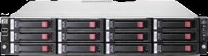 Hewlett-Packard DL180G6 Xeon 55xx/56xx