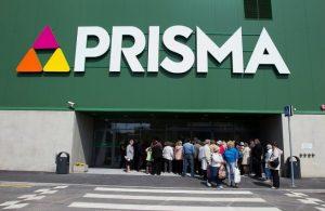 Сеть гипермаркетов Призма