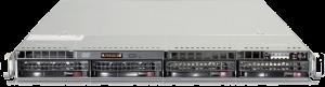 SUPERMICRO SYS-6016T-U Xeon 55xx-56xx